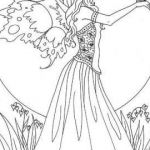 Fairy Coloring Pages Exclusive Free Fairy Coloring Pages Awesome Free Fairy La Union