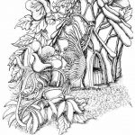 Fairy Coloring Pictures Inspiration Flowers and Fairies Coloring Pages Beautiful Fairy Coloring Pages