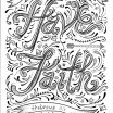 Faith Coloring Pages New Instant Download Faith Coloring Page