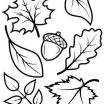 Fall Coloring Pages Free Printable Inspirational √ Coloring Pages for Fall Printable and Autumn Leaf Template Free