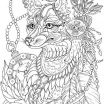 Fantasy Adult Coloring Pages Brilliant theinn