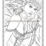 Fantasy Adult Coloring Pages Inspired 798 Best Fantasy Coloring Pages for Adults Images In 2019