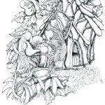 Fantasy Adult Coloring Pages Inspiring Coloring Pages Of Fairies and Pixies – Sharpball