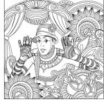 Fantasy Coloring Pages for Adults Amazing Coloring Books Adult Coloring Book Pages Fantasy Awesome Page
