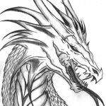 Fantasy Coloring Pages for Adults Creative Fantasy Dragon Coloring Pages at Getdrawings