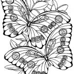 Fantasy Coloring Pages for Adults Creative Free butterfly Coloring Pages Awesome butterfly Coloring Pages