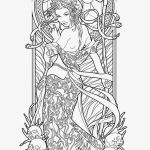 Fantasy Coloring Pages for Adults Exclusive Mythical Coloring Pages for Adults New Unicorn Coloring Page Elegant