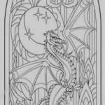 Fantasy Coloring Pages for Adults Inspiration Ravens Coloring Pages Kanta