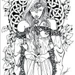 Fantasy Coloring Pages for Adults Wonderful Advanced Fantasy Coloring Pages – Duelprotocolfo