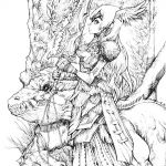 Fantasy Coloring Pages for Adults Wonderful Don T for to Share Detailed Fantasy Coloring Pages On