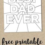 Father Day Colouring Pictures Awesome Happy Fathers Day Kids Drawing