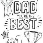 Father Day Colouring Pictures Beautiful 77 Best Father S Day Coloring Book Images In 2019