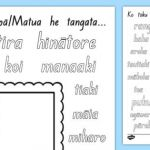 Father Day Colouring Pictures Best Father S Day Describing Words Colouring Page Te Reo Māori