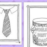 Fathers Day Color Page Best Ks2 Father S Day Festivals and Celebrations Ks2 topics