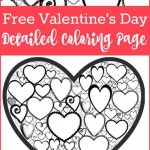 Fathers Day Color Page Wonderful Valentines Day Coloring Page