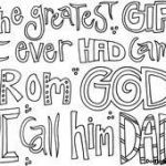 Fathers Day Coloring Pages Free Brilliant Father Day Gift Ideas Father Day Quotes