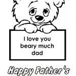 Fathers Day Coloring Pages Free Elegant Coloring Page Coloring Page Fathers Day Pages Father S Remarkable