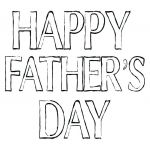 Fathers Day Coloring Pages Free Inspiration Happy Fathers Day Coloring Pages – Number38fo