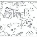 Fathers Day Coloring Pages Free Inspiration Printable Fathers Day Coloring Pages – foraje Puturifo