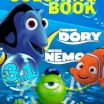 Finding Dory Coloring Book Amazing Amazon Coloring Book 3 In 1 Nemo Dory and Monsters Inc