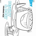Finding Dory Coloring Book Elegant Finding Dory Coloring Pages