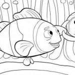 Finding Dory Coloring Book Exclusive √ Nemo Coloring Pages or Finding Dory Coloring Pages New Finding