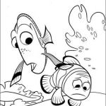 Finding Dory Coloring Book Inspirational Pinterest