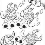 Finding Dory Coloring Book Inspired Disney Finding Dory Coloring Pages Finding Coloring Pages Dory