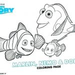 Finding Dory Coloring Book Inspired Drawings Of Nemo – Running Down