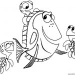 Finding Dory Coloring Book Inspiring Unique Nemo and Dory Coloring Pages – Doiteasy