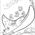 Finding Dory Coloring Book Wonderful Finding Dory Coloring Pages 5 Ann S Coloring Pages
