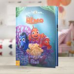 Finding Dory Coloring Book Wonderful Personalized Disney Finding Nemo Story Book