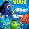Finding Nemo Coloring Book Wonderful Amazon Coloring Book 3 In 1 Nemo Dory and Monsters Inc