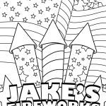 Fire Works Coloring Pages Best Of Free Coloring