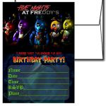 Five Nights at Freddy's Bonnie Pictures Unique 89 Free Five Nights at Freddys Birthday Invitations Dont for