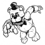 Five Nights at Freddy's Bonnie Pictures Unique Freddy Fazbear S Pizza Google Maps Fresh at Freddy S Drawings Best
