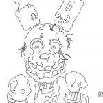 Five Nights at Freddy's Coloring Pages Printable Best Freddy Fazbear S Pizza Google Maps Best at Freddy S Drawings Best