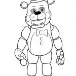 Five Nights at Freddy's Foxy Pictures Excellent Freddy Fazbear S Pizza Google Maps Best at Freddy S Drawings Best