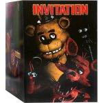 Five Nights at Freddy's Printables Excellent 90 Five Nights at Freddys Birthday Invitation Template Five