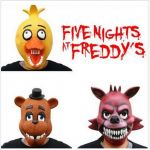Five Nights Of Freddy Pictures Fresh Hot Selling Halloween Party Cosplay Five Nights at Freddy S 4 Fnaf