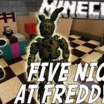 Five Nights Of Freddy Pictures Fresh Minecraft Custom Maps Elegant Five Nights at Freddy S 4 Map 1 8 9 1