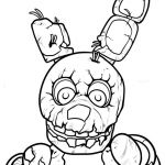 Five Nights Of Freddy Pictures New Fnaf Coloring Pages All Characters Unique Colouring Family C3 82 C2