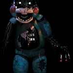 Five Nights Of Freddy Pictures New Insanity toy Bonnie Five Nights at Freddy S Edits Wiki