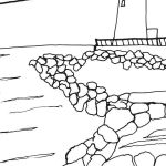 Flintstones Coloring Books New Cool Sketch Old Barney Featured In the Colorful Coast Lbi Edition