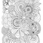 Flower Coloring Pages Pdf Best 65 Best Flower Colouring Pages Images In 2018