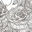 Flower Coloring Pages Pdf Creative Free Coloring Pages Pdf format Elegant Home Coloring Pages Best