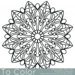 Flower Coloring Pages Pdf Elegant Pattern Colouring Pages to Print at Getdrawings