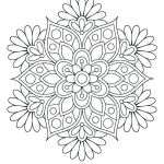 Flower Coloring Pages Pdf Excellent Animal Mandala Coloring Book
