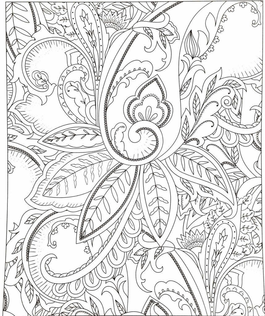 Flower Coloring Pages Pdf Inspirational Flowers Coloring Pages