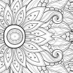 Flower Coloring Sheets for Adults Creative Cool Vases Flower Vase Coloring Page Pages Flowers In A top I 0d